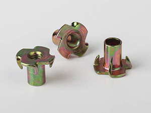 M8*18 half thread Tee nuts